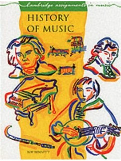 Roy Bennett: History Of Music Books |