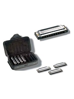 Hohner: Blues Band Harmonica Set Instrument | Harmonica