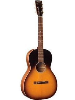 Martin: 0017S Grand Concert Acoustic Guitar - Whiskey Sunset Instruments | Acoustic Guitar