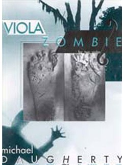 Michael Daugherty: Viola Zombie (Viola Duo) Books | Viola (Duet)