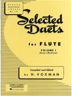 Selected Duets  For Flute - Volume 1 Books | Flute (Duet)