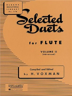 Selected Duets For Flute - Volume 2 Books | Flute (Duet)