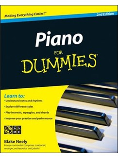 Piano For Dummies - 2nd Edition Books and CDs | Piano