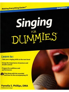 Singing For Dummies (2nd Edition) Books and CDs | Voice