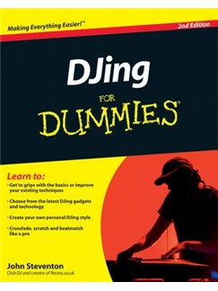 John Steventon: DJing For Dummies - 2nd Edition Books |