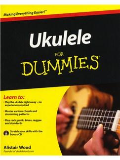 Ukulele For Dummies Books and CDs | Ukulele