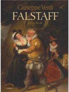 Giuseppe Verdi: Falstaff (Full Score) Books | Orchestra