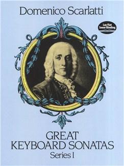 Domenico Scarlatti: Great Keyboard Sonatas - Series I Books | Piano