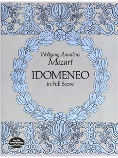 W.A. Mozart: Idomeneo In Full Score Books | Voice, Orchestra