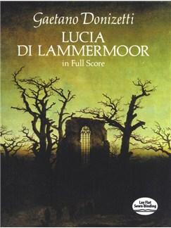 Gaetano Donizetti: Lucia Di Lammermoor In Full Score Books | Voice, Orchestra