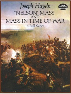 Joseph Haydn: Nelson Mass And Mass In Time Of War In Full Score Books | Orchestra