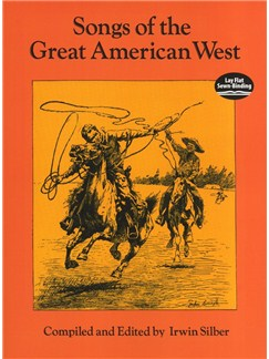Songs Of The Great American West Books | Piano, Vocal & Guitar, Melody Line, Lyrics & Chords