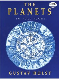 Gustav Holst: The Planets (Dover Full Score) Books | Orchestra