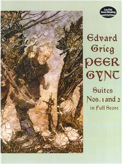Edvard Grieg: Peer Gynt Suites Nos. 1 And 2 Books | Orchestra