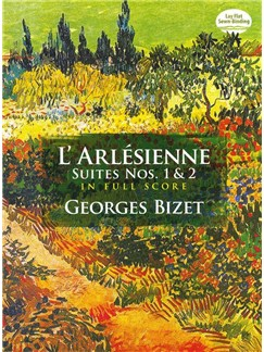Georges Bizet: L'Arlesienne Suites Nos. 1 And 2 (Full Score) Books | Orchestra