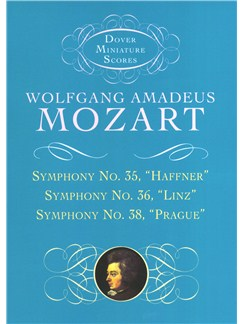W.A. Mozart: Symphonies Nos. 35, 36, & 38 Books | Orchestra