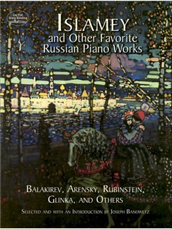 Islamy And Other Favourite Russian Piano Works Books | Piano
