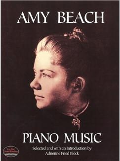 Amy Beach: Piano Music Books   Piano