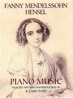 Fanny Mendelssohn Hensel: Piano Music Books | Piano, Keyboard