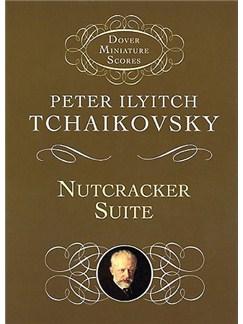 Pyotr Ilyich Tchaikovsky: Nutcracker Suite Op.71a (Miniature Score) Books | Orchestra