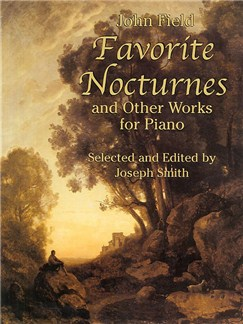 John Field: Favorite Nocturnes And Other Works For Piano Books | Piano