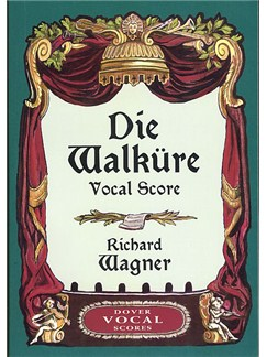 Richard Wagner: Die Walkure - Vocal Score Books | Opera
