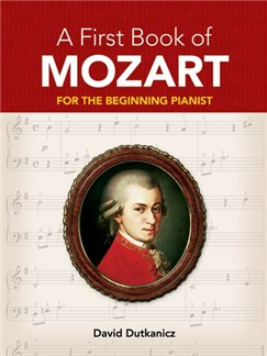 A First Book Of Mozart Books | Piano
