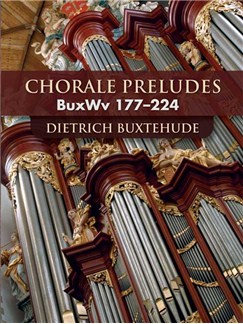 Dietrich Buxtehude: Chorale Preludes BUXWV 177-224 Books   Organ