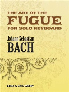 The Art Of The Fugue For Solo Keyboard Books | Piano