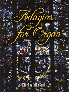 Adagios For Organ Livre | Orgue
