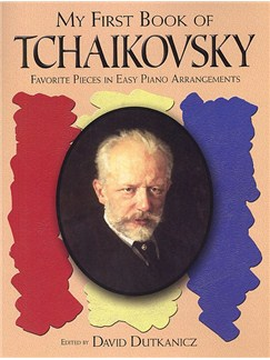 My First Book Of Tchaikovsky Books | Piano