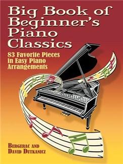 Big Book Of Beginner's Piano Classics Books | Piano