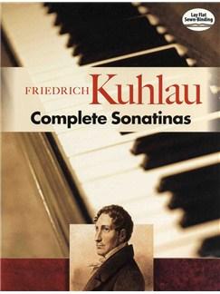 Friedrich Kuhlau: Complete Sonatinas Score Books | Piano