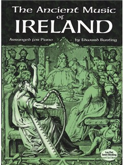The Ancient Music Of Ireland Arranged For Piano Books | Piano