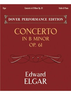 Concerto In B Minor Op. 61 With Separate Violin Part Books | Violin, Piano