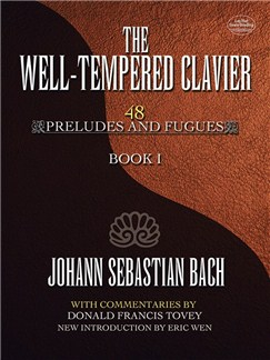 J.S. Bach: The Well-Tempered Clavier - 48 Preludes And Fugues (Book I) Books | Piano