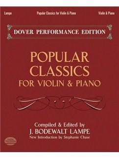 Popular Classics For Violin & Piano Books | Violin, Piano