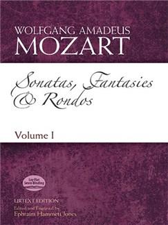 Mozart: Sonatas, Fantasies And Rondos Urtext Edition - Volume I Books | Piano