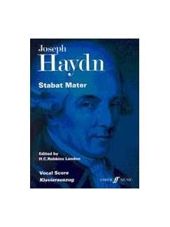Stabat Mater (Vocal Score) Books |