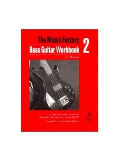 Music Factory: Bass Guitar Workbook 2 Books |