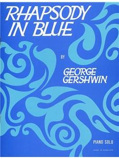 George Gershwin: Rhapsody In Blue (Piano Solo) Books | Piano