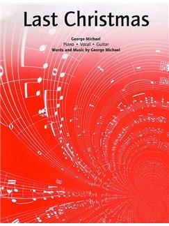 Wham!: Last Christmas Books | Piano, Voice, Guitar
