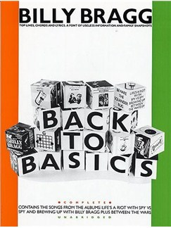 Billy Bragg: Back To Basics Books | Melody Line, Lyrics & Chords