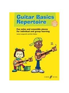 James Longworth/Nick Walker: Guitar Basics - Tab (Book/CD) Books and CDs | Guitar Tab, Guitar
