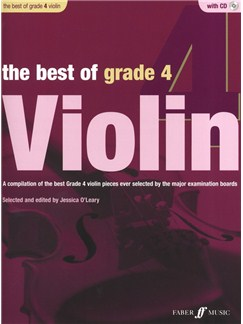 The Best Of Grade 4 Violin Books and CDs | Violin, Piano Accompaniment