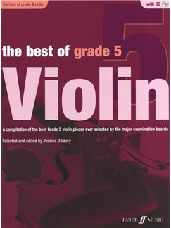 The Best Of Grade 5 Violin Books and CDs | Violin, Piano Accompaniment