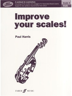 Improve Your Scales! Violin Grade 4 (2012 Edition) Books | Violin