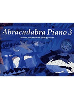 Jane Sebba: Abracadabra Piano Book 3 Livre | Piano