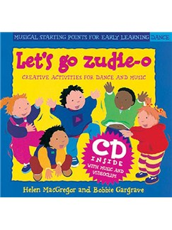 Let's Go Zudie-o: Creative Activities For Dance And Music Books, CD-Roms / DVD-Roms and CDs |
