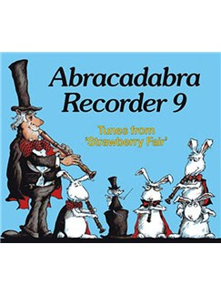 Abracadabra Recorder Book 9 (Pupil's Book) Books | Recorder Ensemble